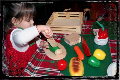 Blog - Eraleigh Cutting Food