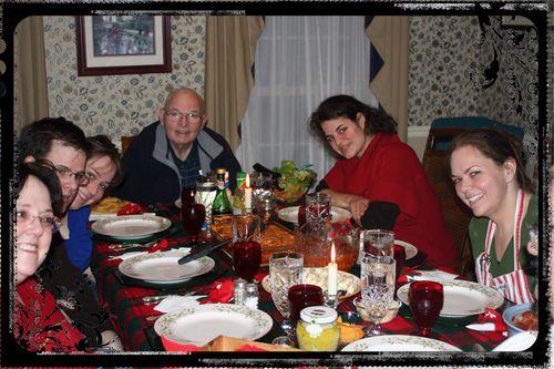 Blog - Christmas Dinner