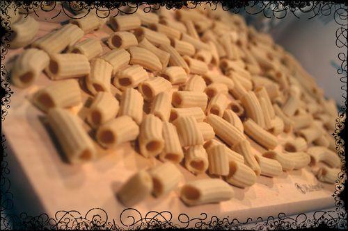 Homemade Rigatoni