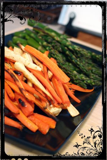 Brand Night - Roasted Veggies
