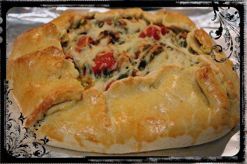 Tomato Crostata 1