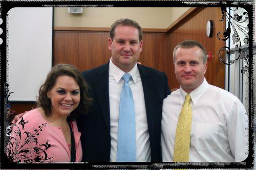 Matt, Dave and I