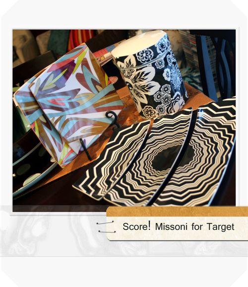 Missoni Score