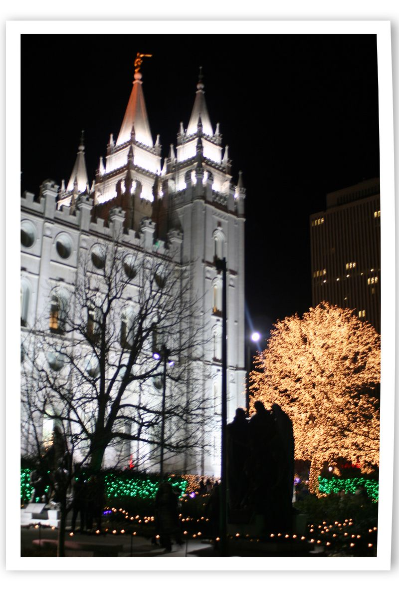 Blog - Temple Square Lights 6