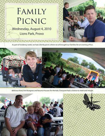 Family picnic 1