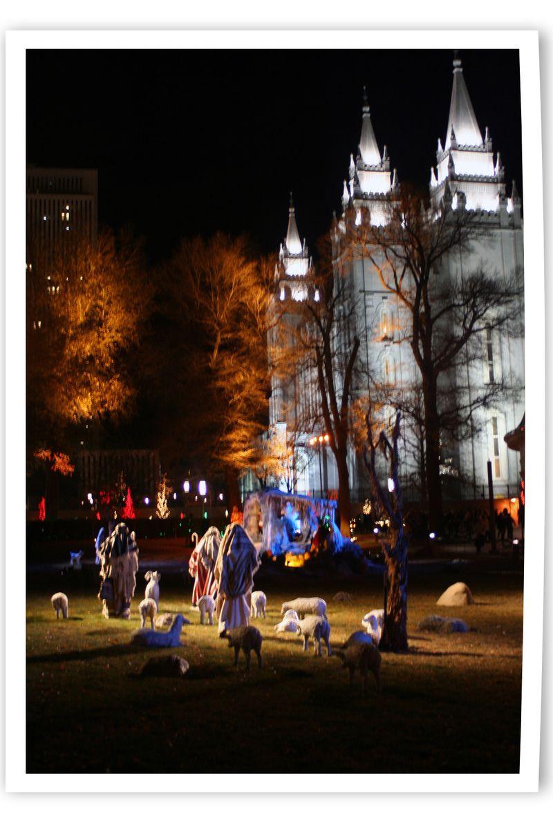 Blog - Temple Square Lights 3