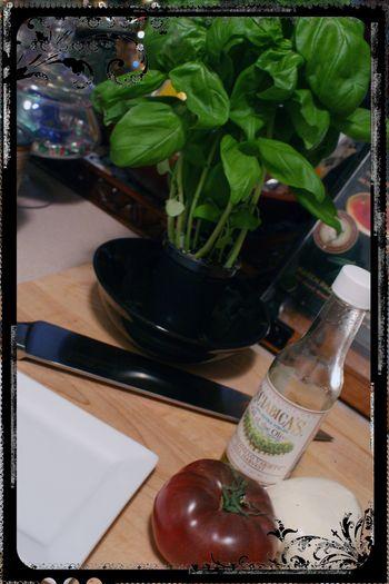 Blog - Heirloom Tomato Caprese