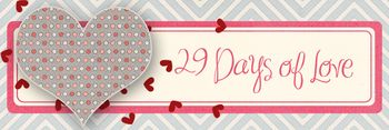 29 Days of Love Blog Header