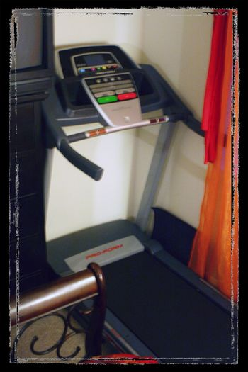 New Treadmill - Up and running
