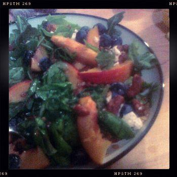 Wheat Berry Salad Take 2 blog