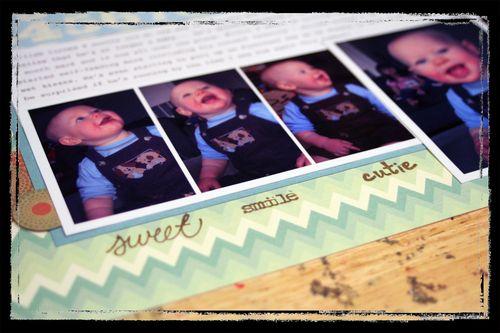 8 Months - William close-up 2