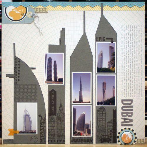 Dubai - Sketchbook 4 No8a