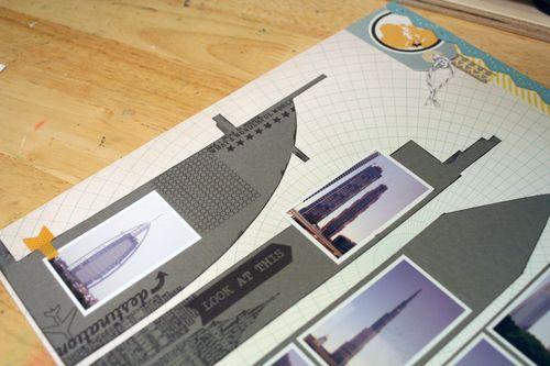 Dubai - Sketchbook 4 No8e