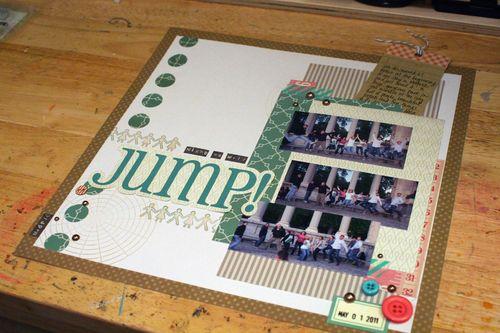 Jump - Sketchbook 4 No11b