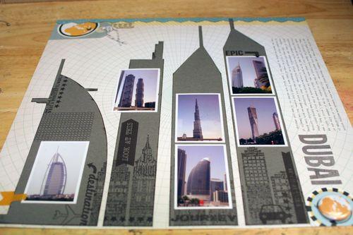 Dubai - Sketchbook 4 No8f