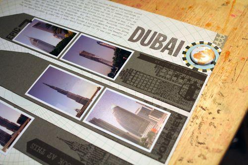 Dubai - Sketchbook 4 No8d
