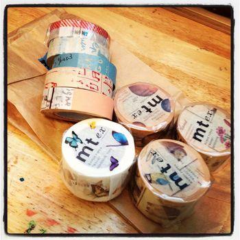 Instagram - new washi tape