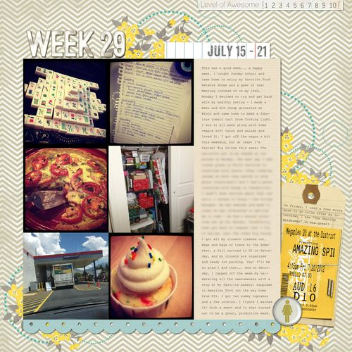Project-Life-2012-Week-29 Web