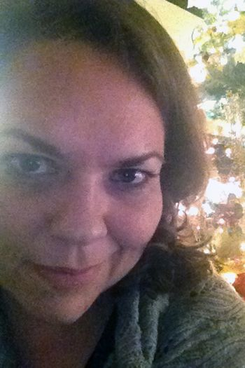 December 7 Self Portrait