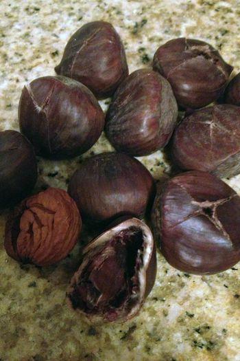 Roasted Chestnut Fail
