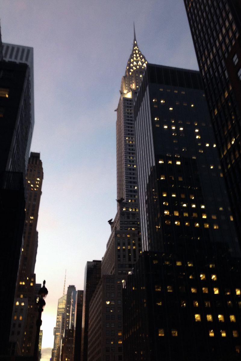 New York B-day trip 1