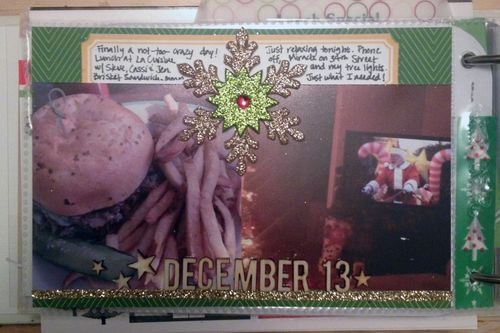 December Daily 2012 Day 13