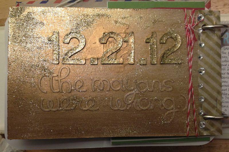 December Daily 2012 Day 21b