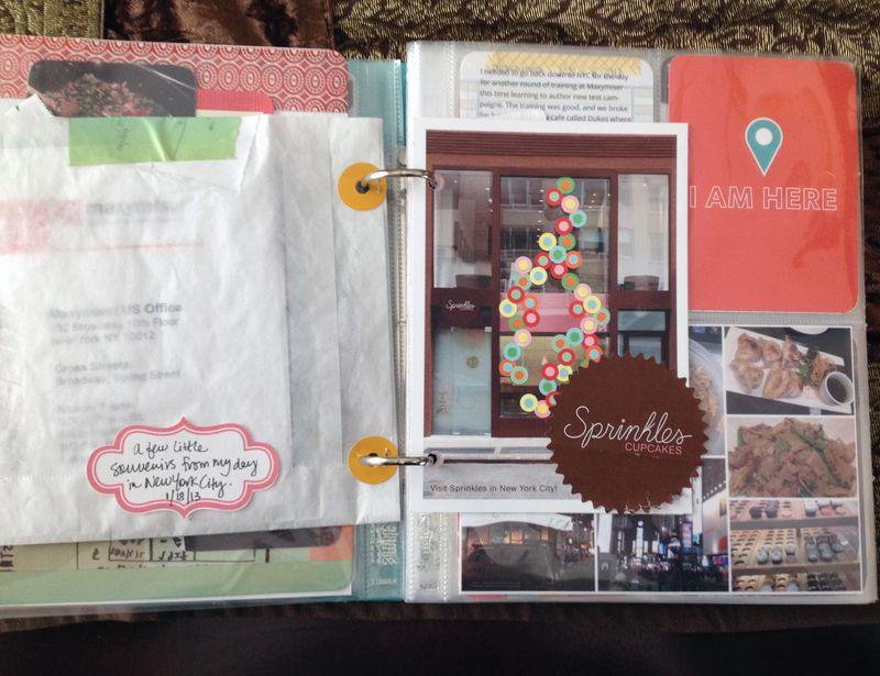 Project Life 2013 January p3b