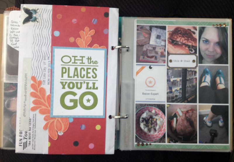 Project Life 2013 February p6