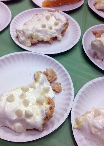 Vanilla Dreamboat Father's Day Pie