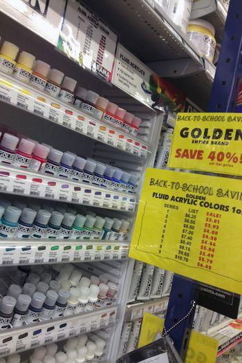 Jerry's Golden Sale