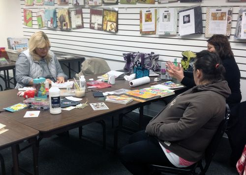 November Mixed Media Club 1