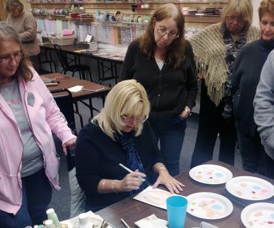 October Mixed Media Club 1