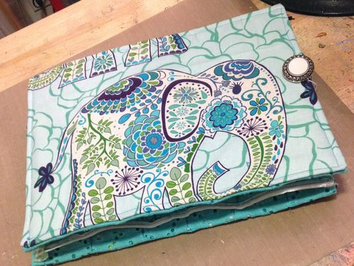 Homemade Colored Pencil Case - Gwen Lafleur