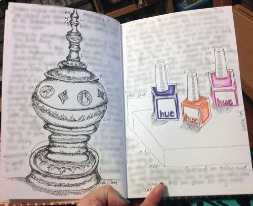 Sketchbook - pp4-5-web