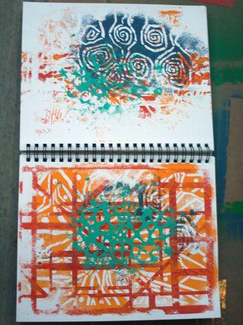 StencilGirl Mary Beth's Book Blog Hop 8 - Gwen Lafleur