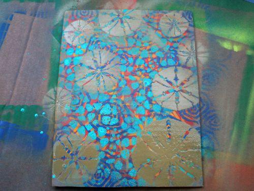 StencilGirl Mary Beth's Book Blog Hop 9 - Gwen Lafleur
