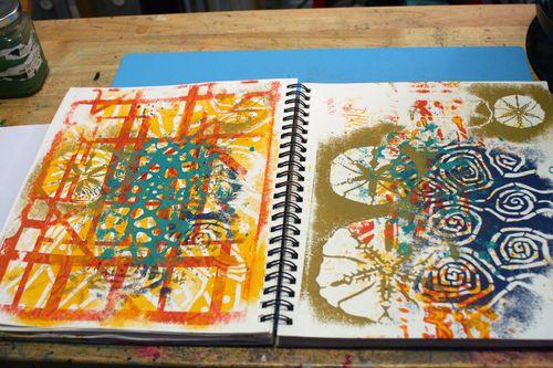 StencilGirl Mary Beth's Book Blog Hop 11 - Gwen Lafleur