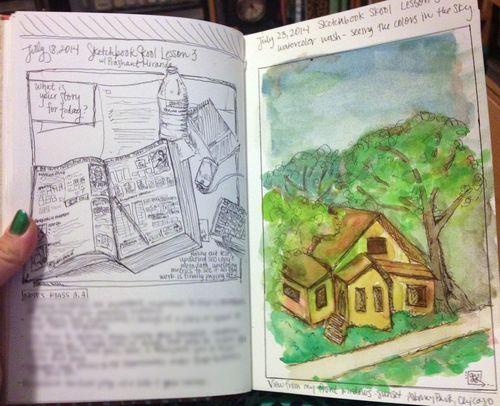 Sketchbook - pp8-9-web