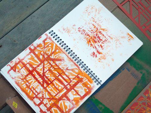 StencilGirl Mary Beth's Book Blog Hop 5 - Gwen Lafleur