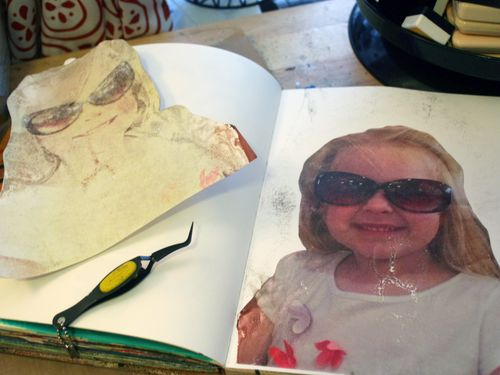 StencilGirl-Leslie Riley TAP Hop Step 2 - Gwen Lafleur