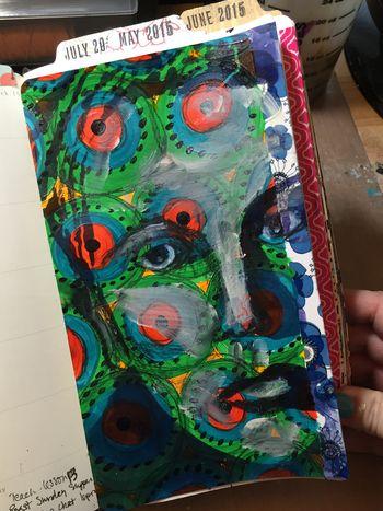 DLP2015 - Acrylics - Gwen Lafleur