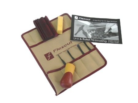 Flexcut Relief Printmaking Carver Set