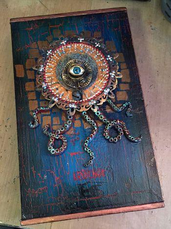 Into the Deep Assemblage - Cover - Gwen Lafleur