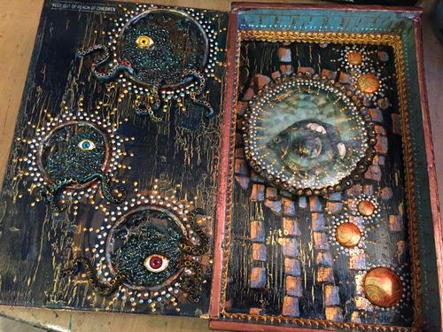 Into the Deep Assemblage - Inside - Gwen Lafleur