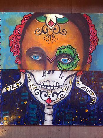Mix and Match Faces - Art Journaling Mix 7 - Gwen Lafleur