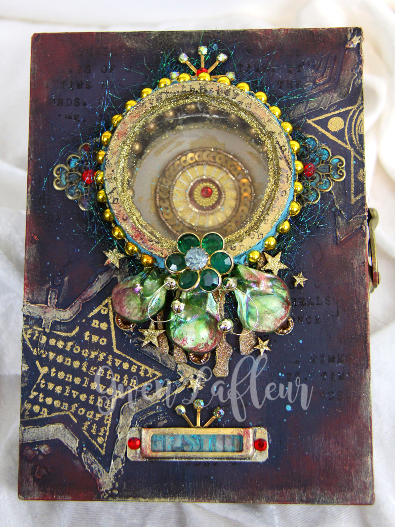 Library of Memories Take 2 - Book in Case - Gwen Lafleur wm