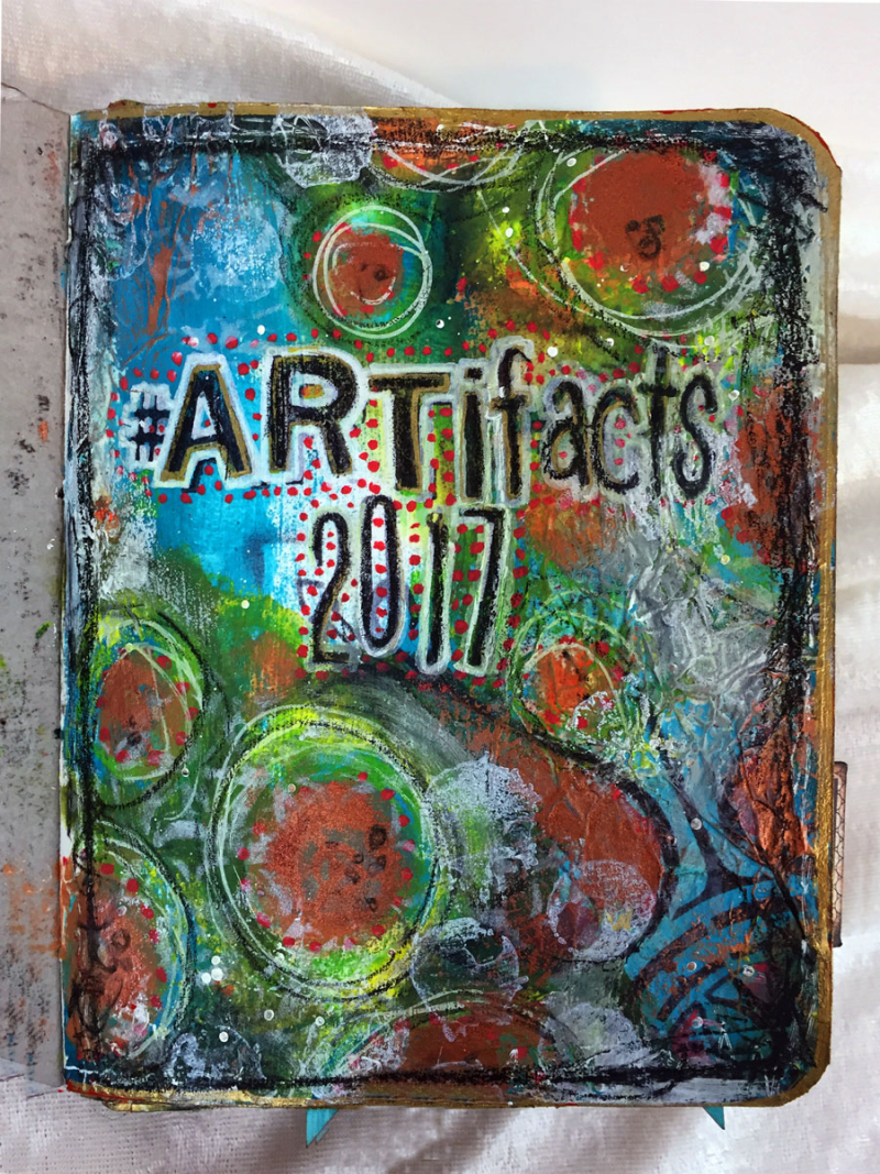 ARTifacts-Art-Journal---Intro-Page---Gwen-Lafleur