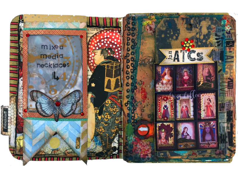 ARTifacts-Art-Journal---January-Spread-2---Gwen-Lafleur