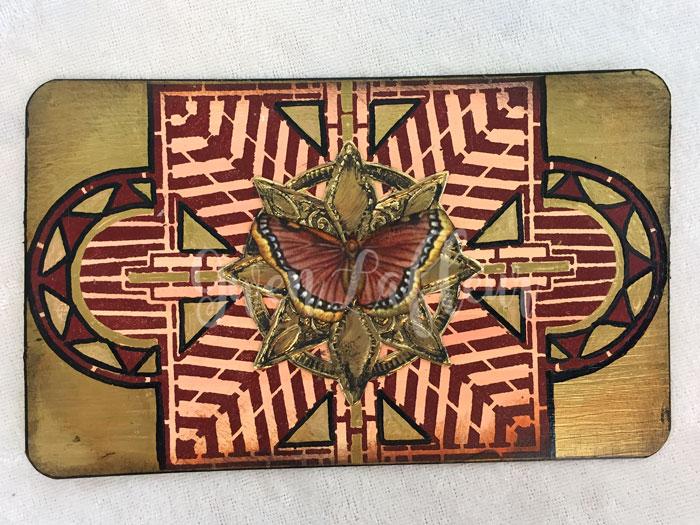 Art-Deco-Stencils---Jumbo-Butterfly-ATC---Gwen-Lafleur